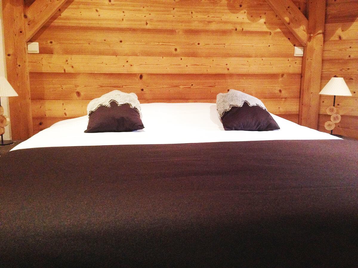 Cuscini Cime e coperta lana - Altitudo Srl